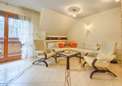 Sasanka - komfortowy salon