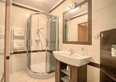 U Świstaka - nowoczesna łazienka
