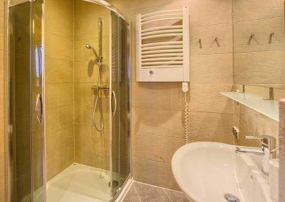 VisitZakopane - kabina prysznicowa