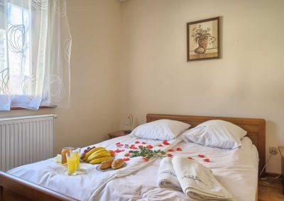 Tetmajerówka - sypialnia dla dwojga